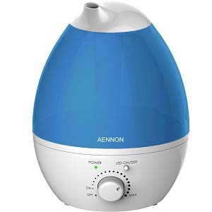 Aennon Cool Mist Humidifier air purifier