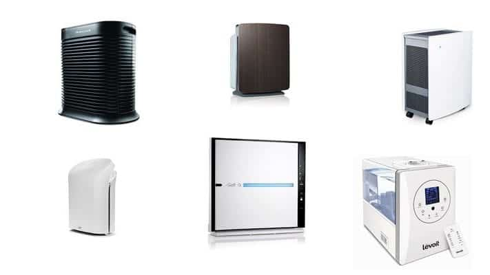 How To Choose The Best Air Purifier