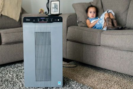 Benefits of air purifier