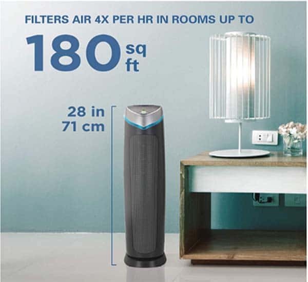 GermGuardian AC5000 Air Purifier
